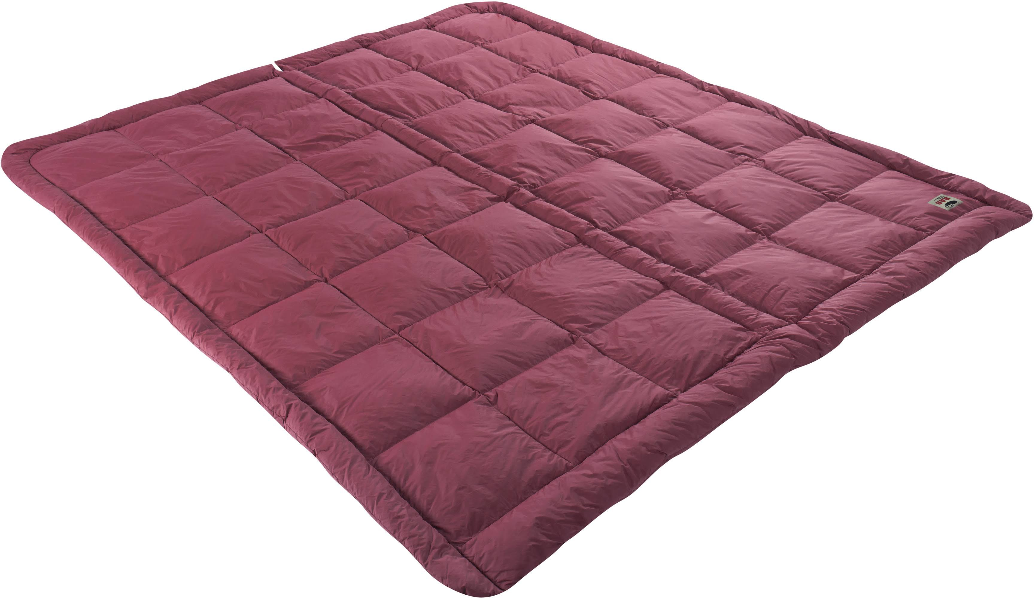 RAB Wilderness Quilt Sleeping Bag Maple