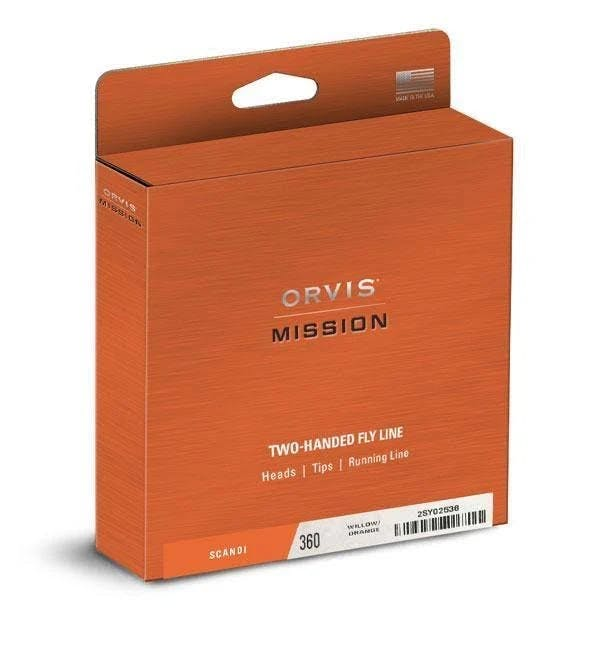 Orvis Mission Scandi Fly Lines