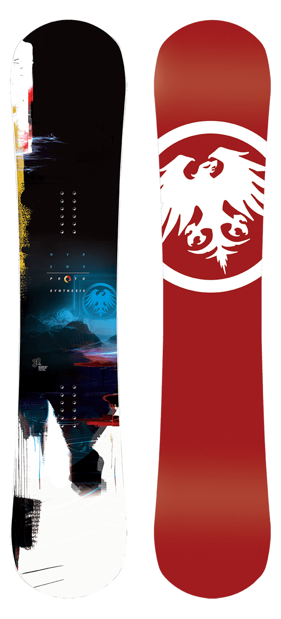 Never Summer Protosynthesis Snowboard · 2021