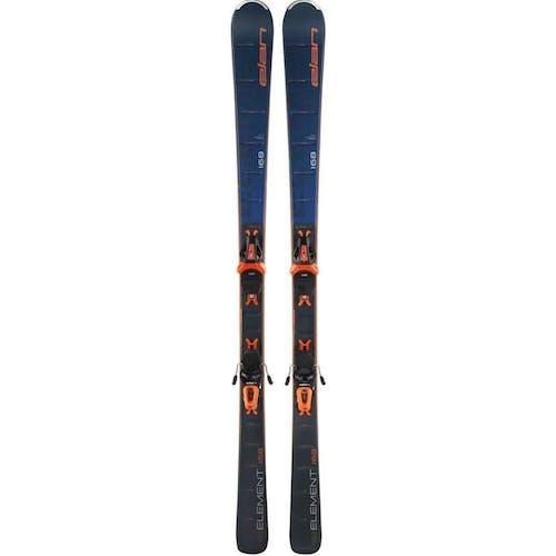 Elan Element Skis with ELW 9 Gw Bindings
