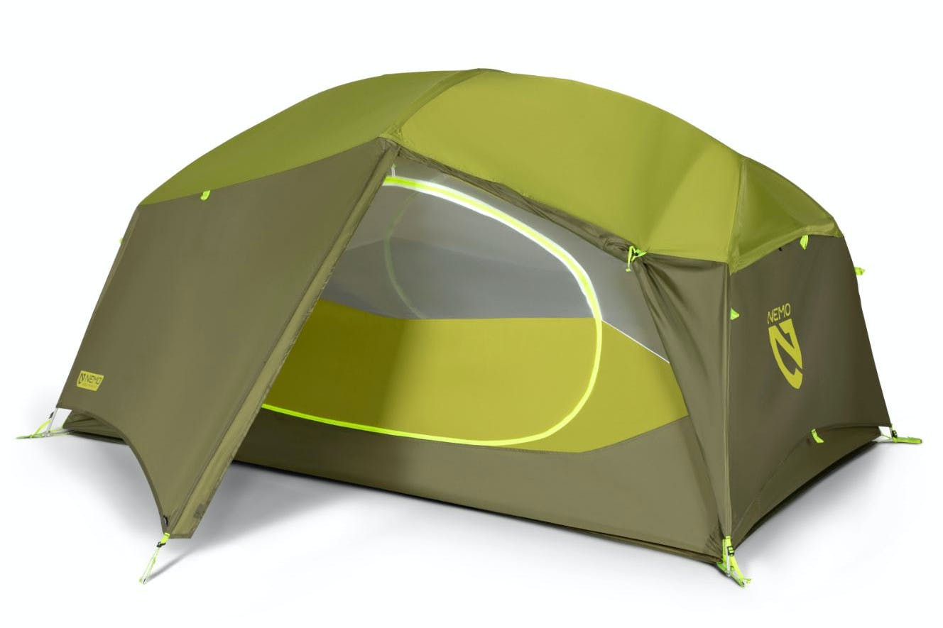 Nemo Aurora Tent w/Footprint