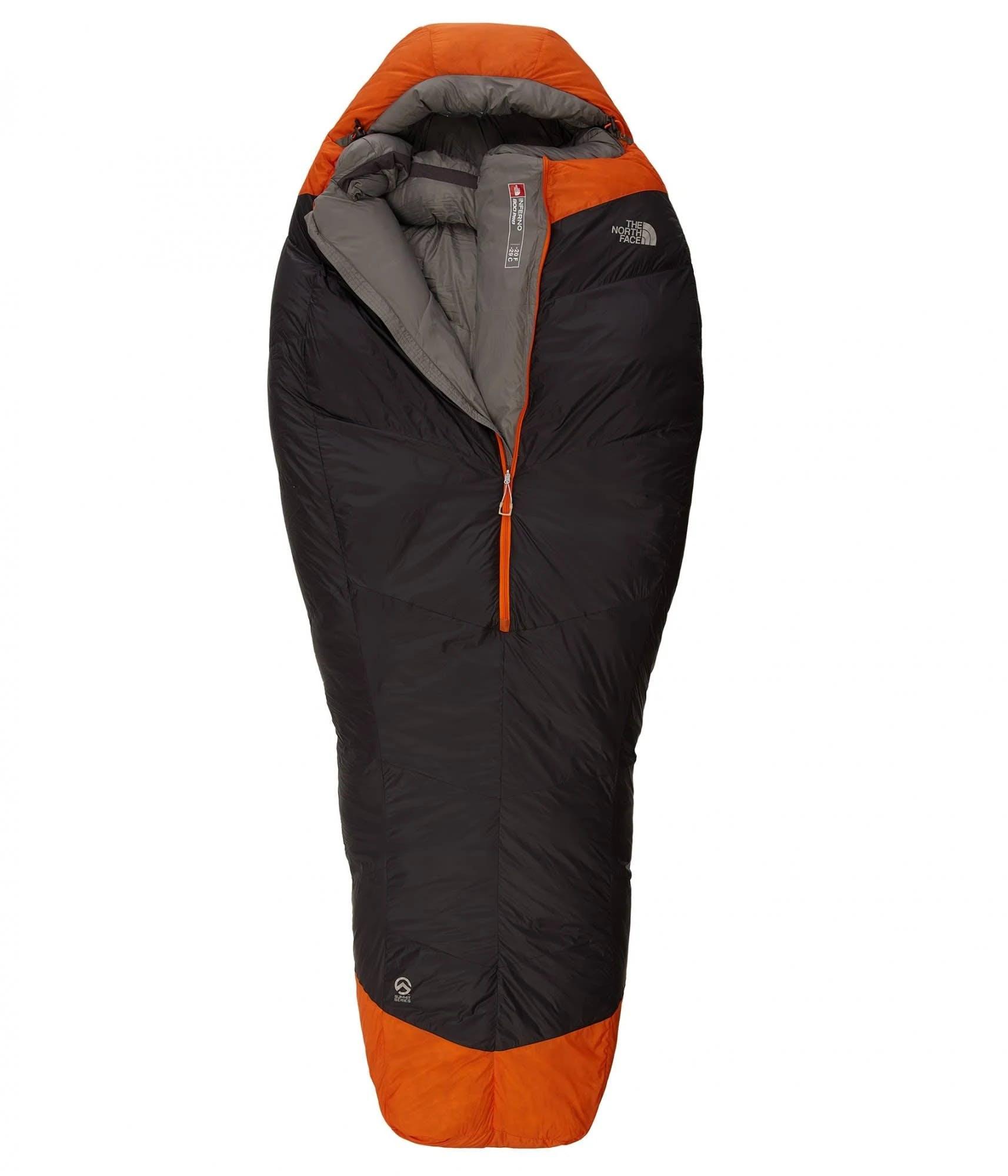 The North Face Inferno -20f/-29c Sleeping Bag Long Asphalt Grey/