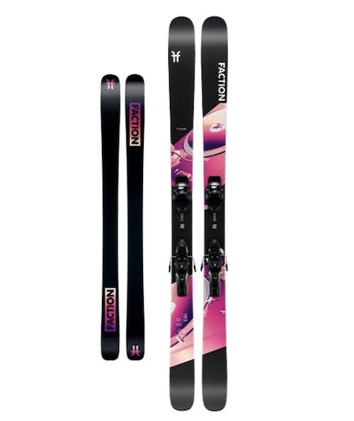 Faction Ski Prodigy 2.0 Pre-mounted Skis · 2020