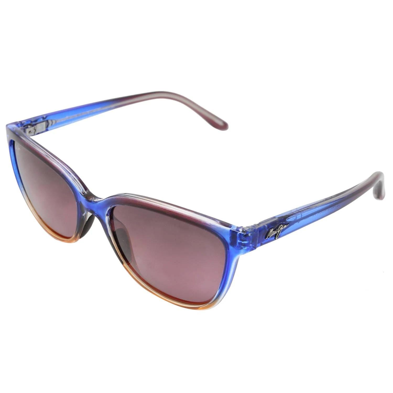 Maui Jim Honi 54mm PolarizedPlus2 Cat Eye Sunglasses - Sunset/ Maui Rose
