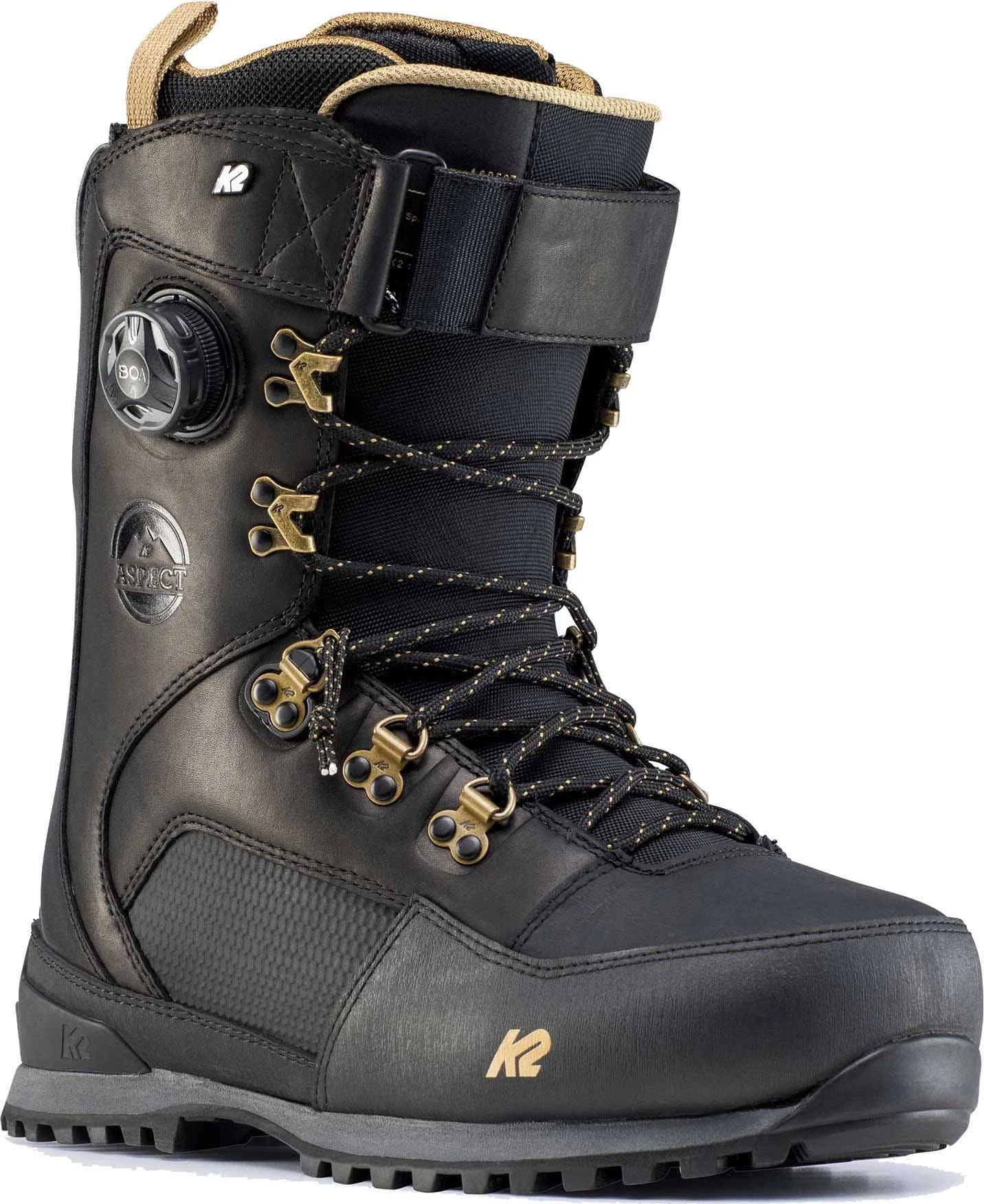 K2 Aspect Snowboard Boots  11 In Black · 2021