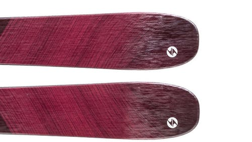 Blizzard Black Pearl 97 Skis Women's Red