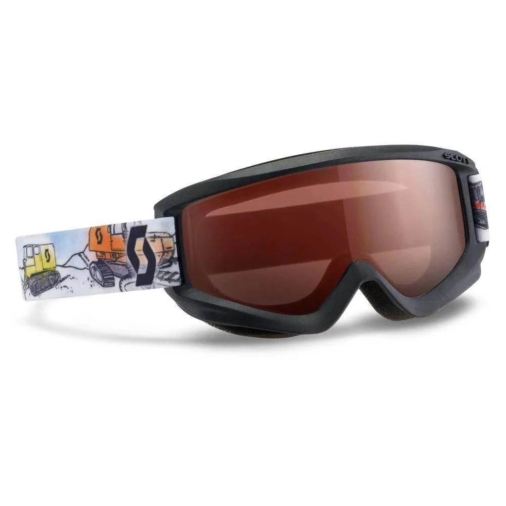 Scott Youth Agent Junior Winter Snow Double Amplifier Lens Goggles
