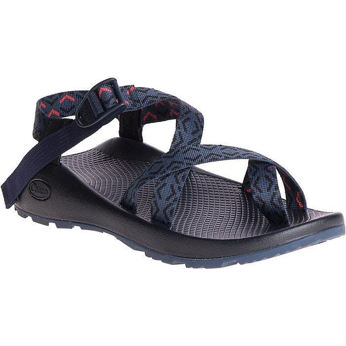 Chaco Men's Z/2 Classic Sandals in Stepped Navy, Size 11