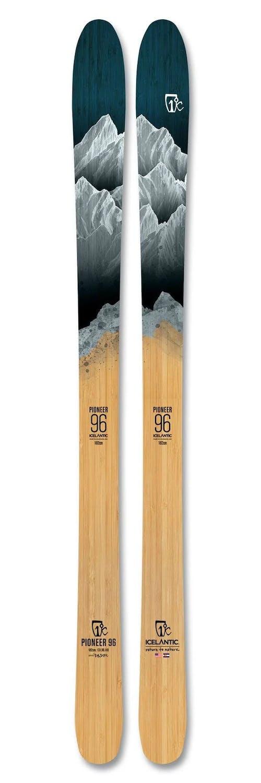 Icelantic Pioneer 96 Skis · 2021