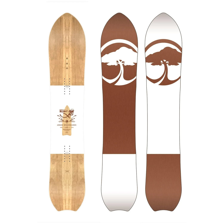 Arbor Clovis Women's Snowboard · 2020