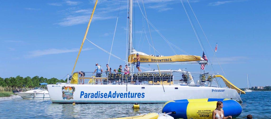 52' Jade Catamaran