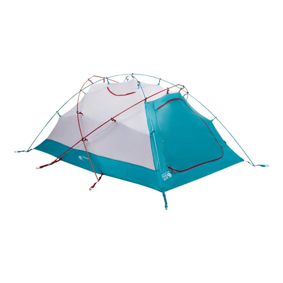Mountain Hardwear Trango 2 Tent (Alpine Red)