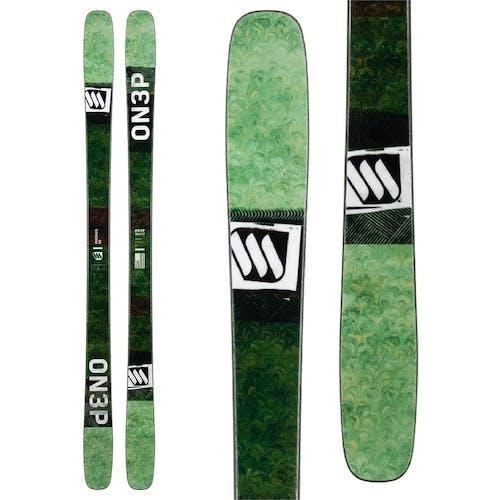 ON3P Magnus 90 Skis 2020