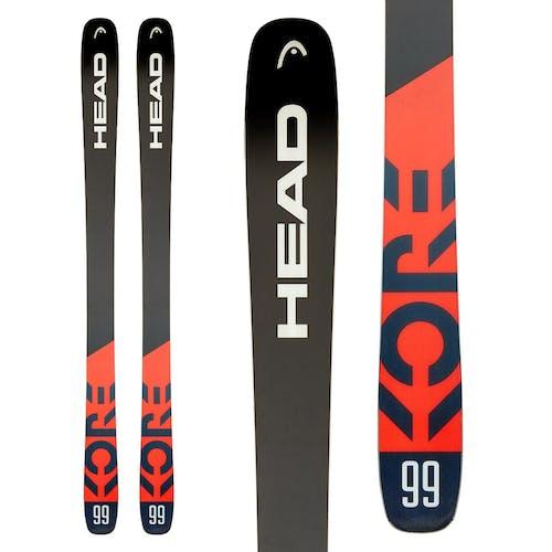 Head Kore 99 Skis · 2020