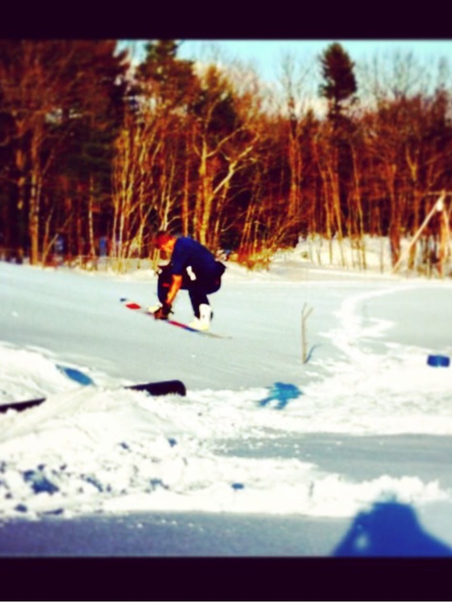 Snowboard Expert Colby Henderson