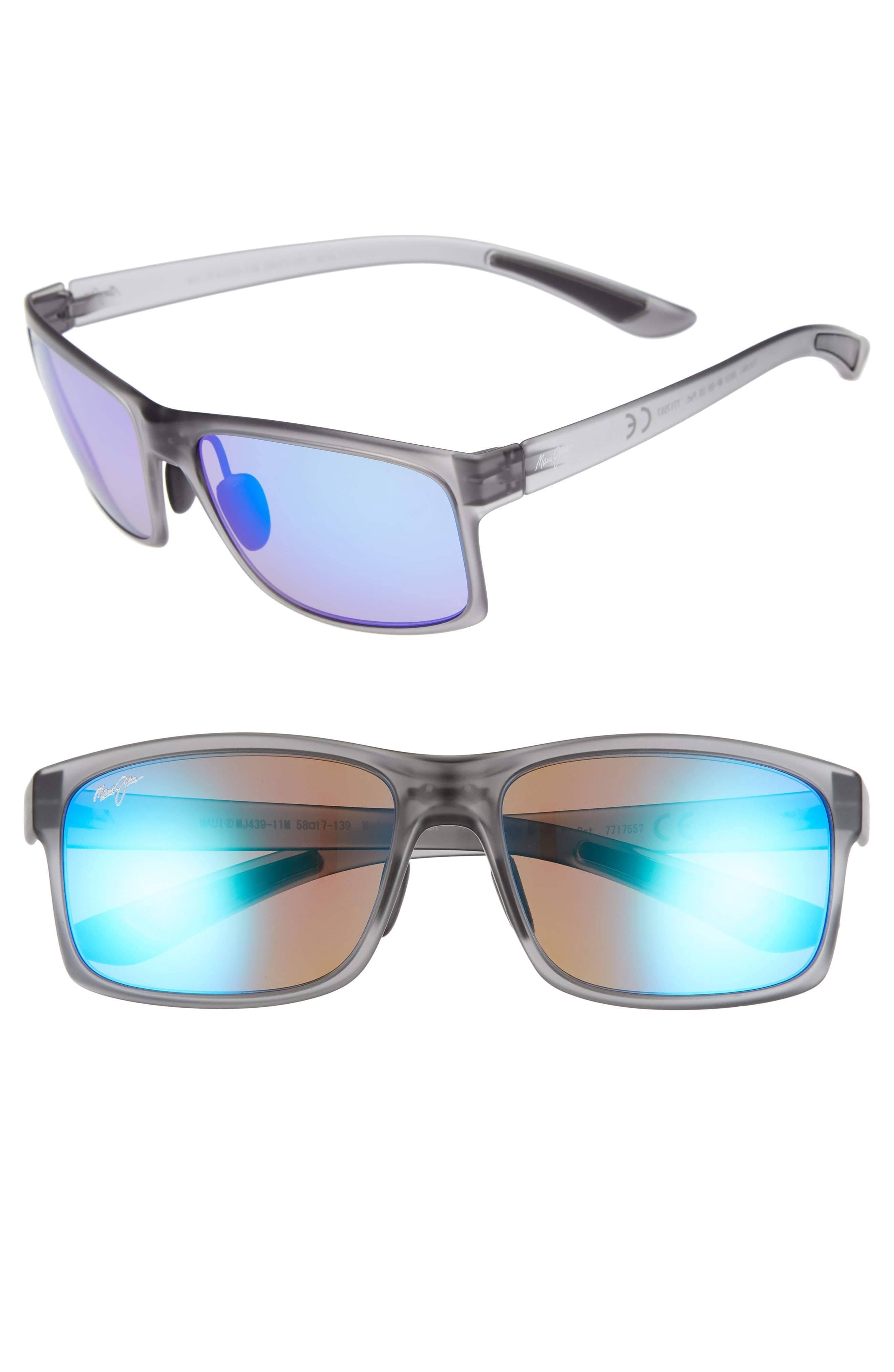 Maui Jim Pokowai Arch Sunglasses - B439-11M