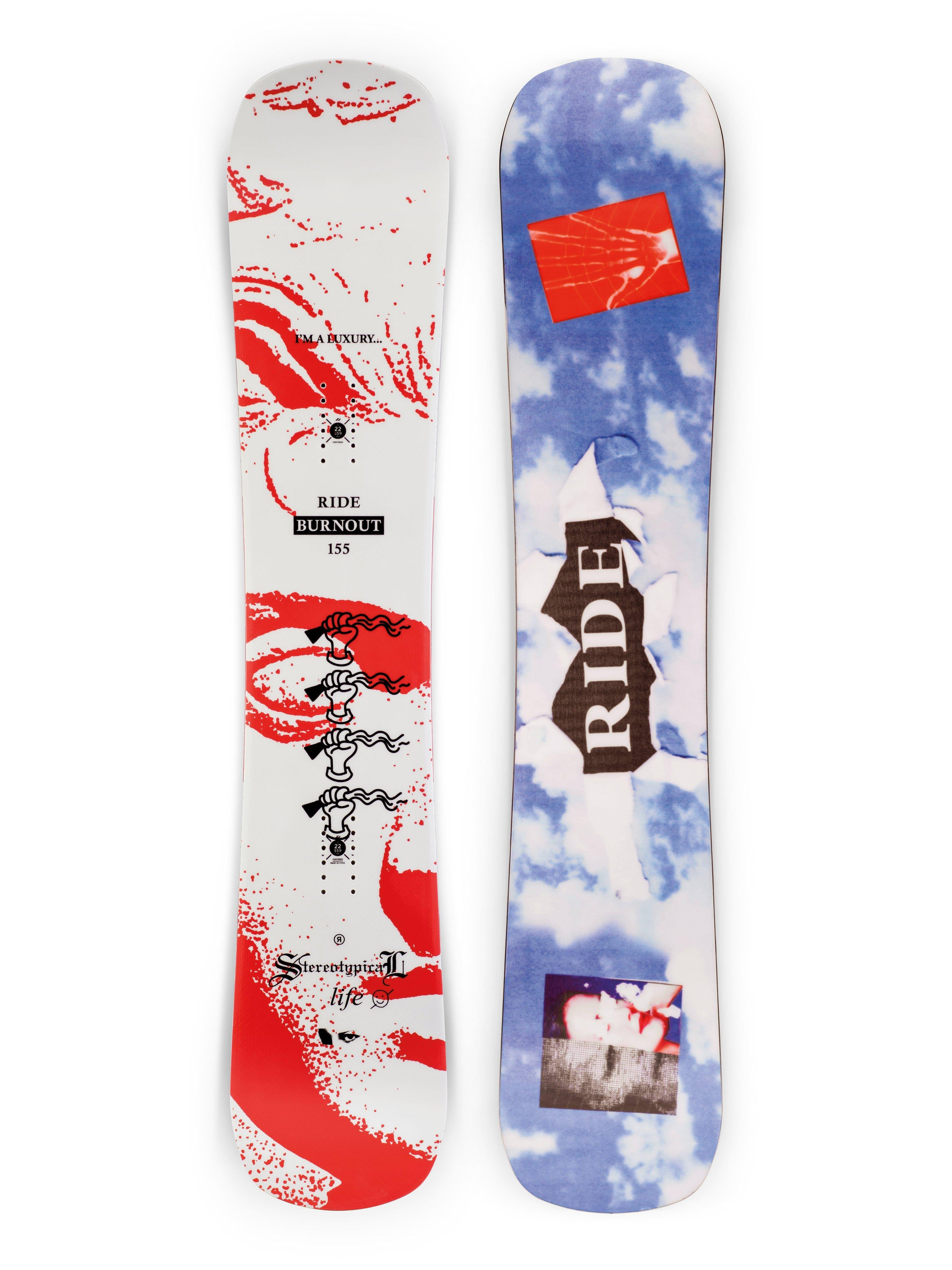 Ride Burnout Snowboard · 2020