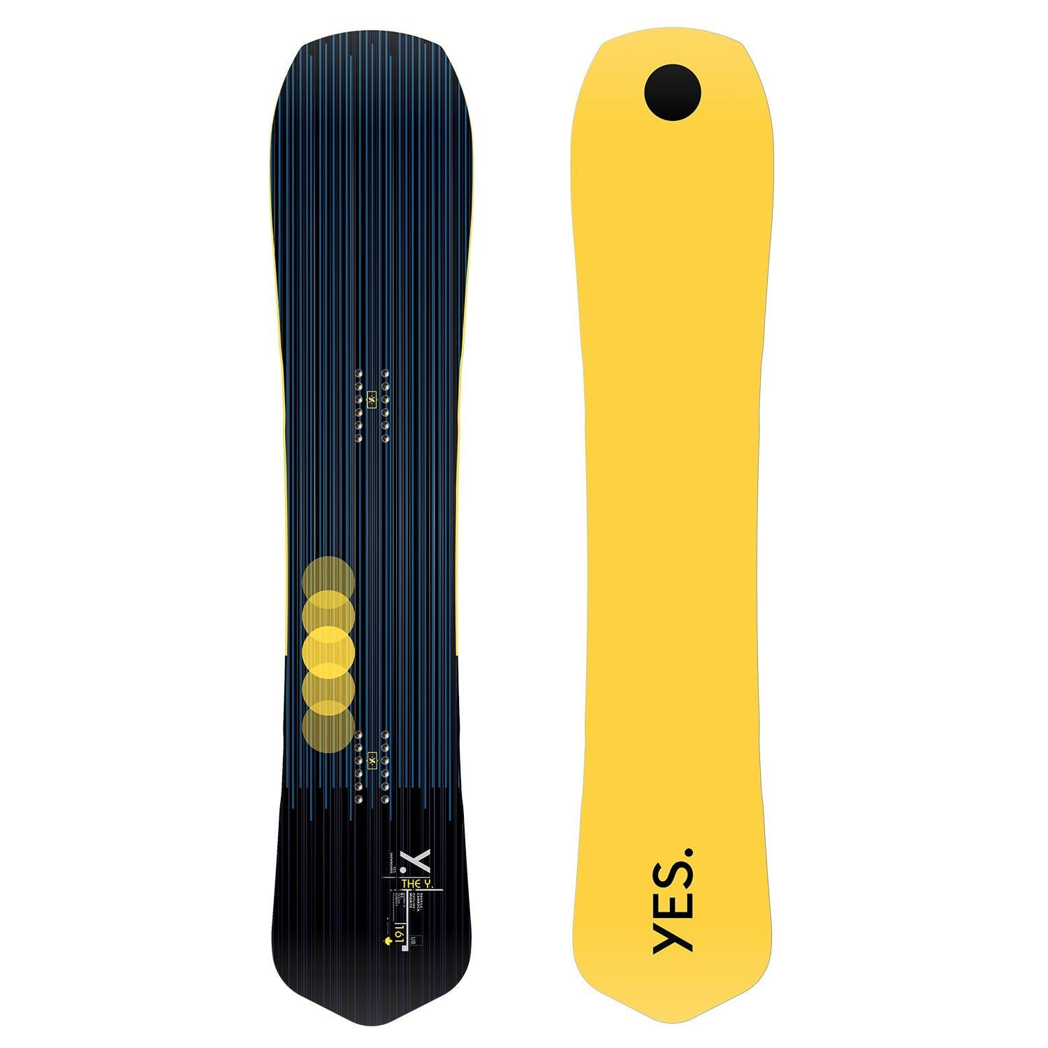 Yes. the Y Snowboard · 2021