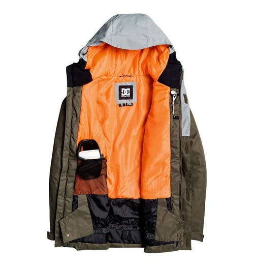 DC Defy Snow Jacket · 2020