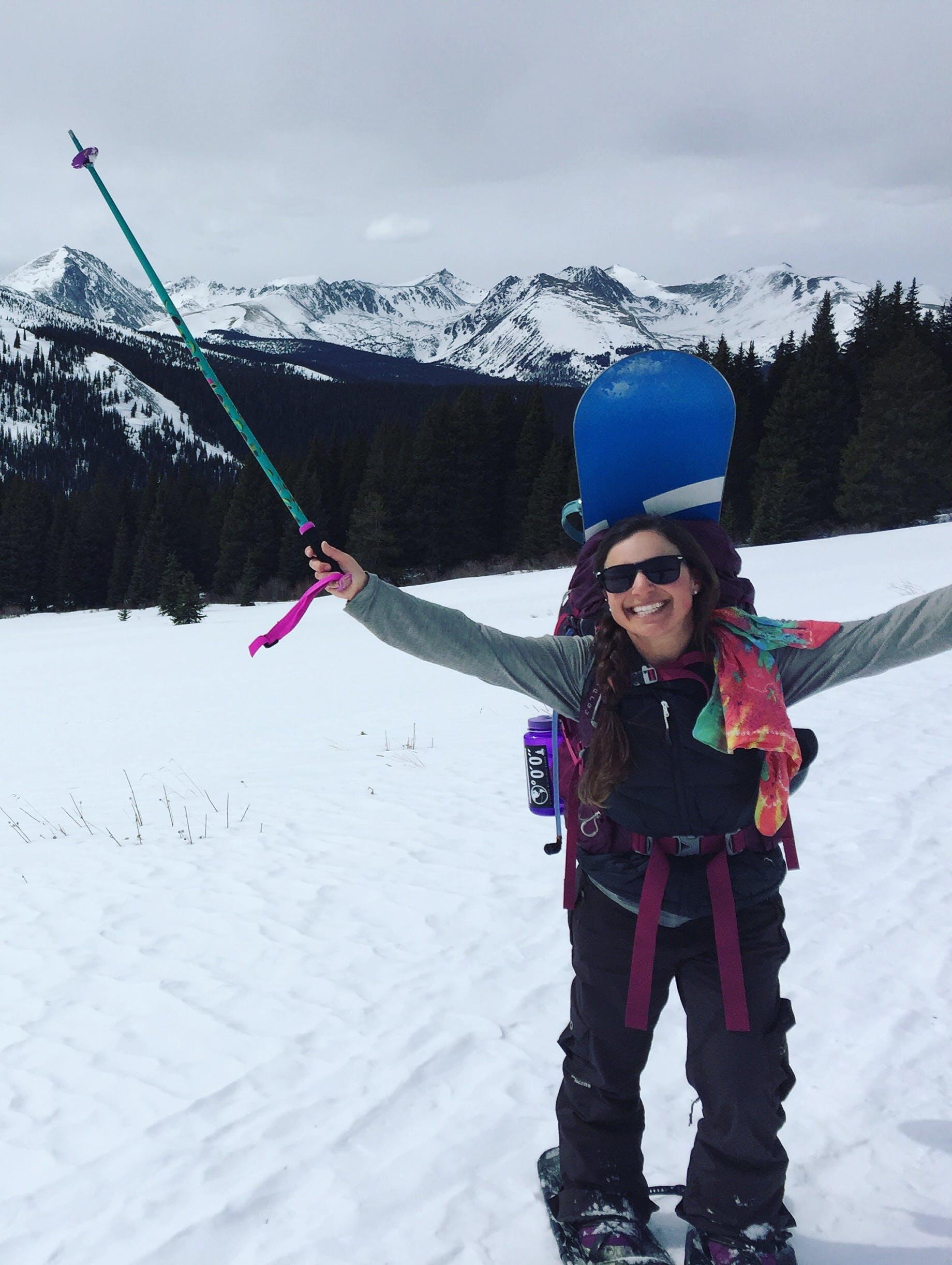 Snowboard Expert Arielle B
