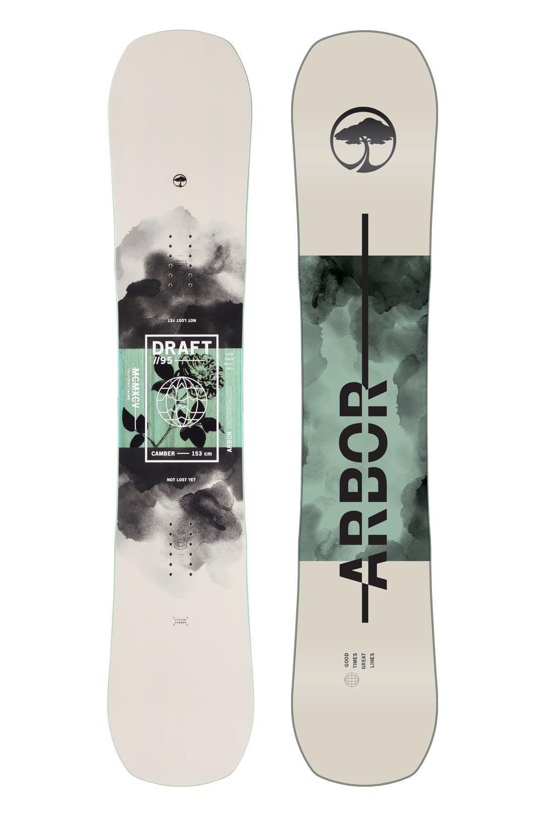 Arbor Draft Snowboard · 2021