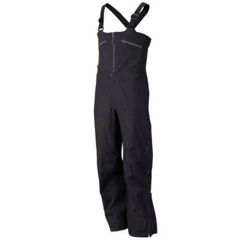 Mountain Hardwear - Diverter Bib Mens - X-Small - Shark 011