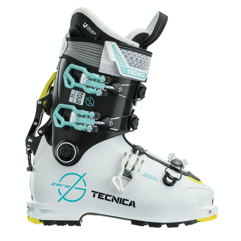 Tecnica Zero G Tour Women's 26.5 White/black Ski Boots