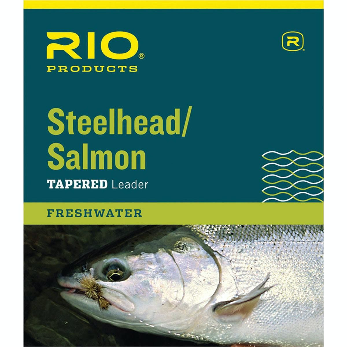 Rio Steelhead/Salmon Leader - 8lb - 6ft