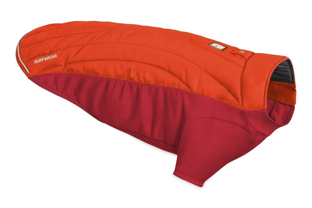 RUFFWEAR - POWDER HOUND JKT - SMALL - Sockeye Red
