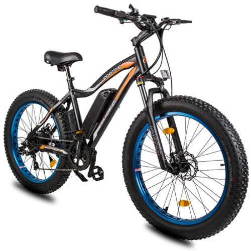 26 in 500W 36V Electric Fat Tire Bicycle e-bike Beach Snow City Bike Road Bicycle Cycling 7 Speed