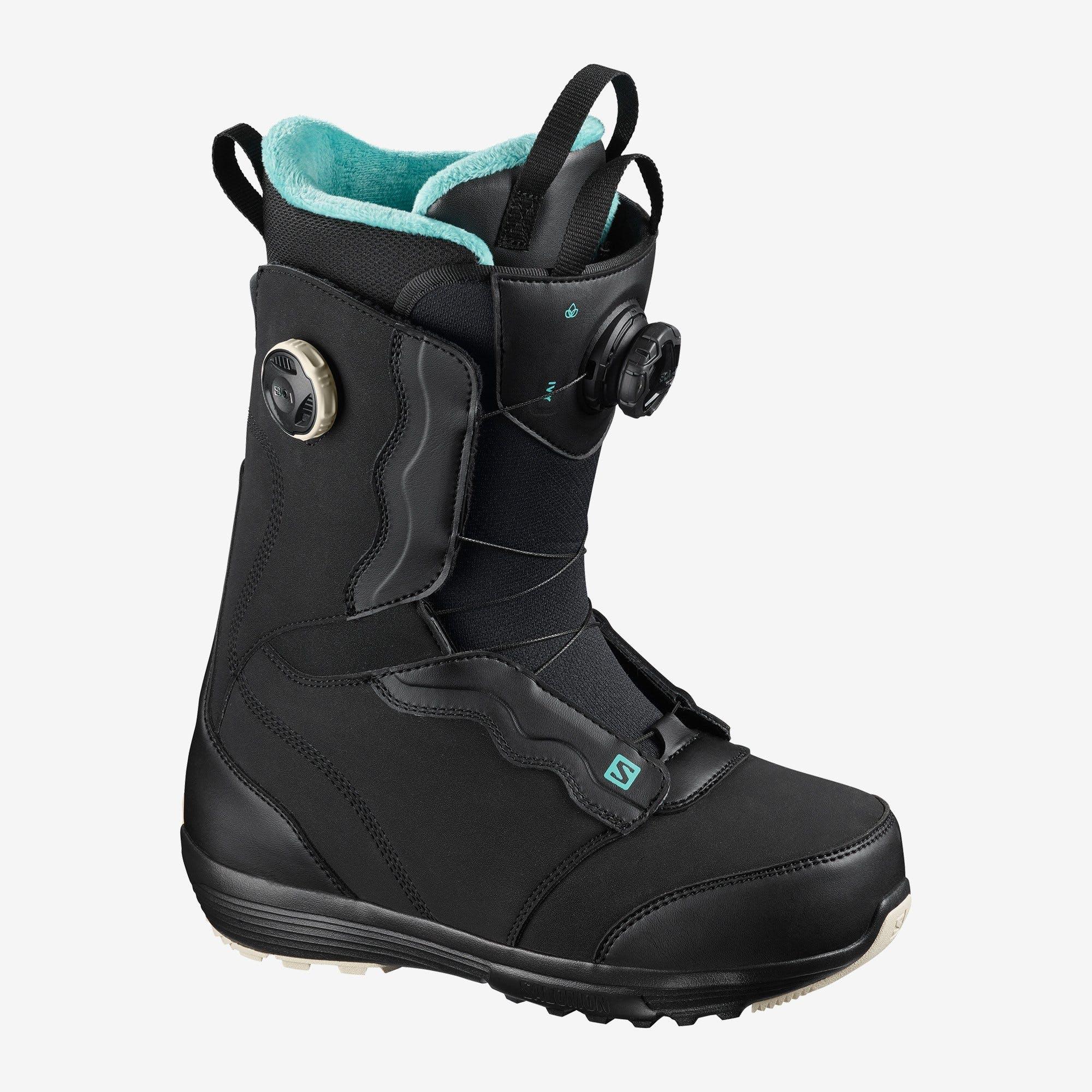 Salomon Ivy BOA Snowboard Boots · 2021
