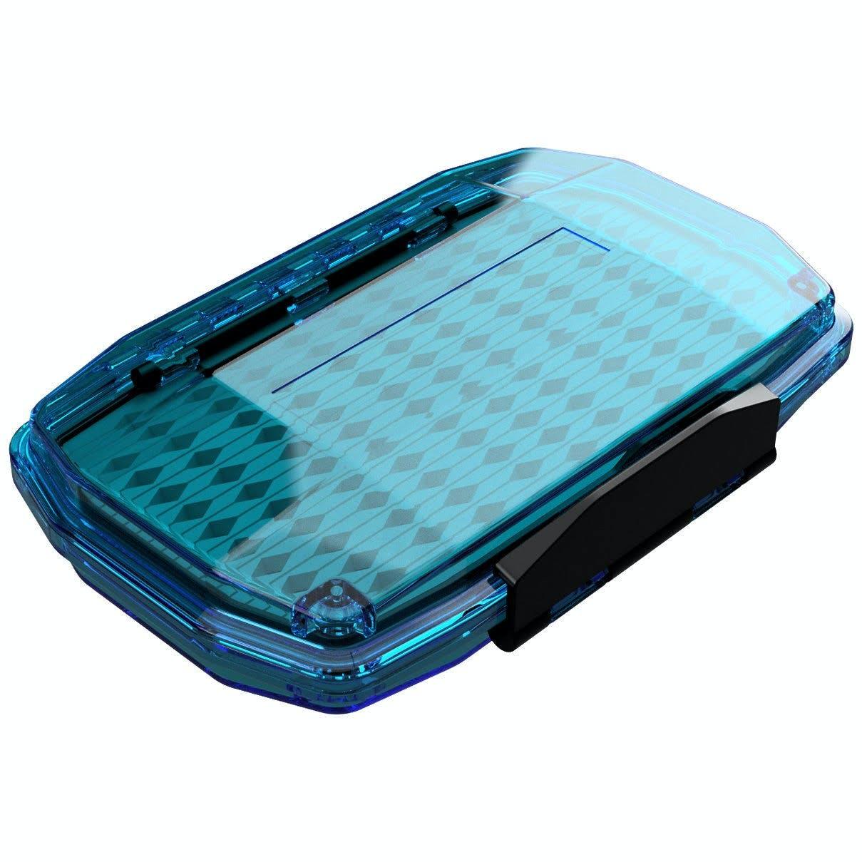 Umpqua UPG LT Fly Box: Standard; Blue