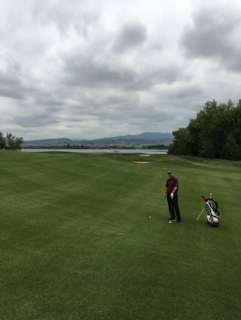 Golf Expert Nathan Hancock