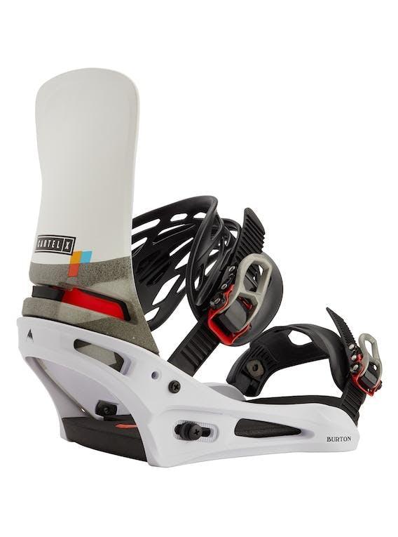 Burton Cartel X Snowboard Bindings