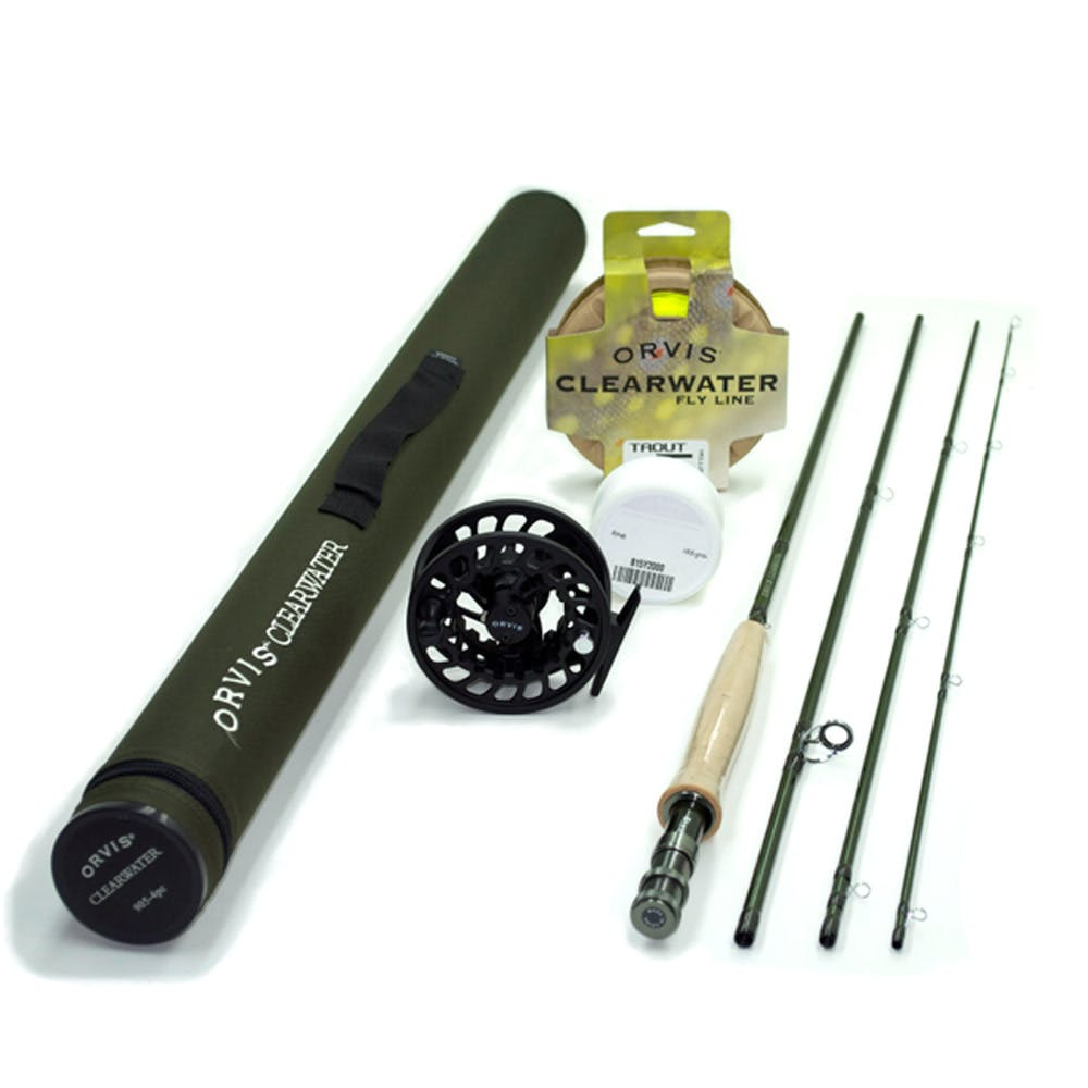 Orvis Clearwater Boxed Outfit