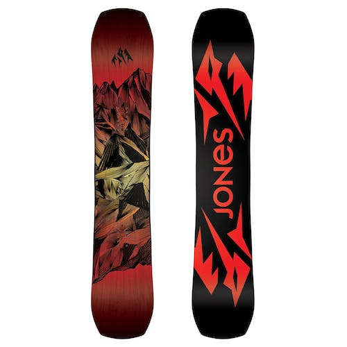 Jones Mountain Twin Snowboard B-grade · 2021