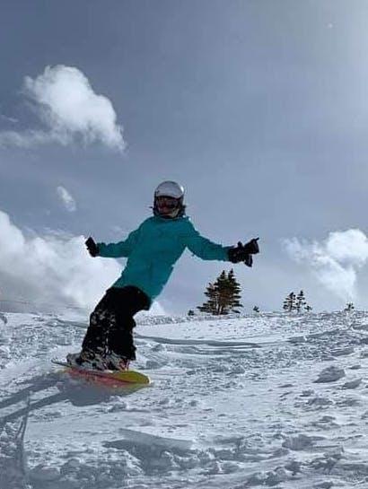 Snowboard Expert Kat C.