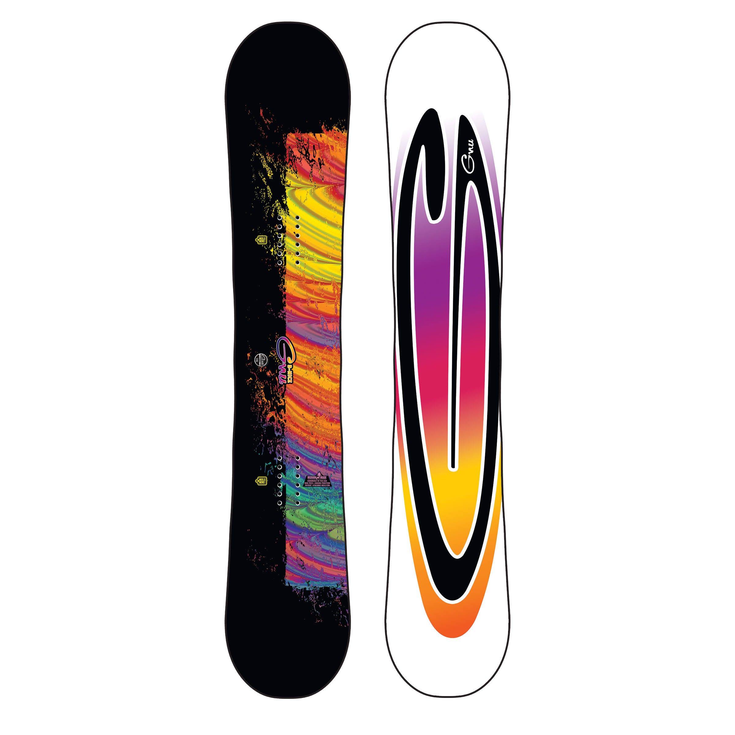GNU B-nice Asym BTX Snowboard Women's · 2020
