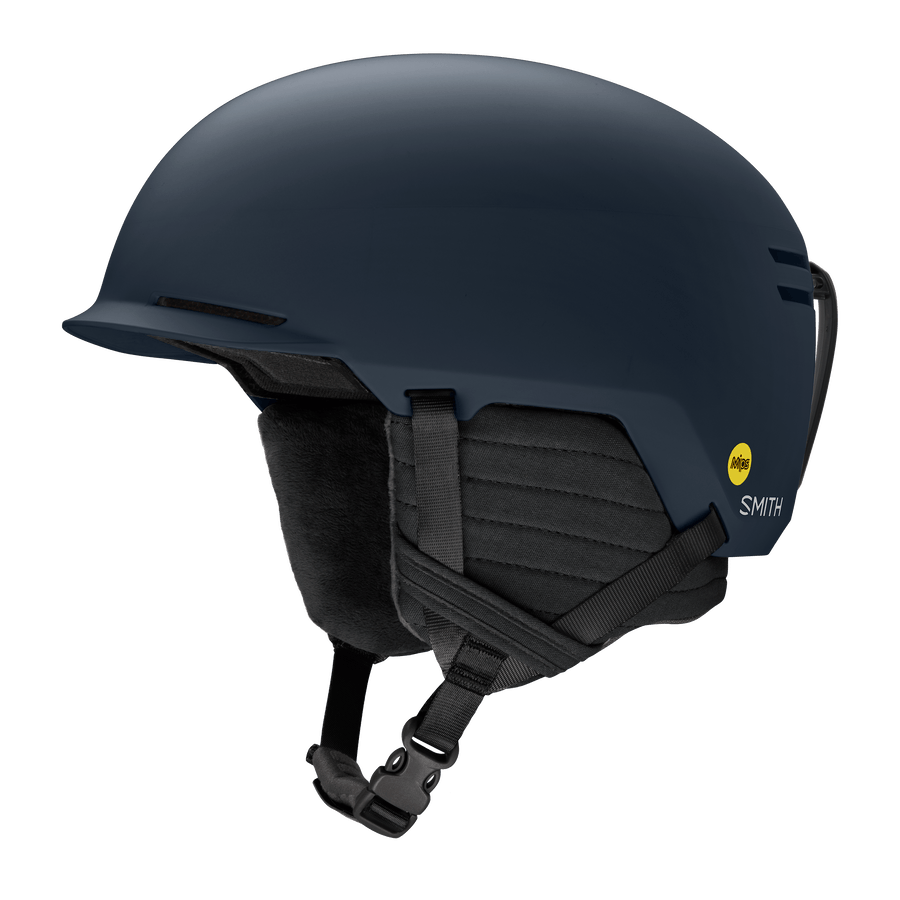 Smith Optics Scout Helmet In Matte French Navy Size Large