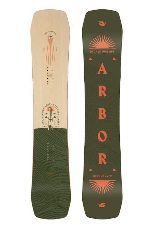 Arbor Westmark Camber Snowboard · 2021