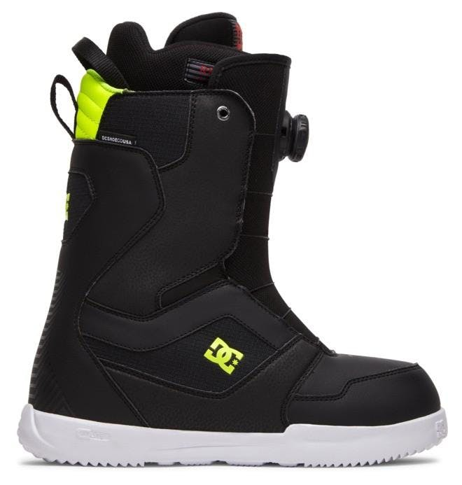 DC Scout BOA Snowboard Boots · 2021