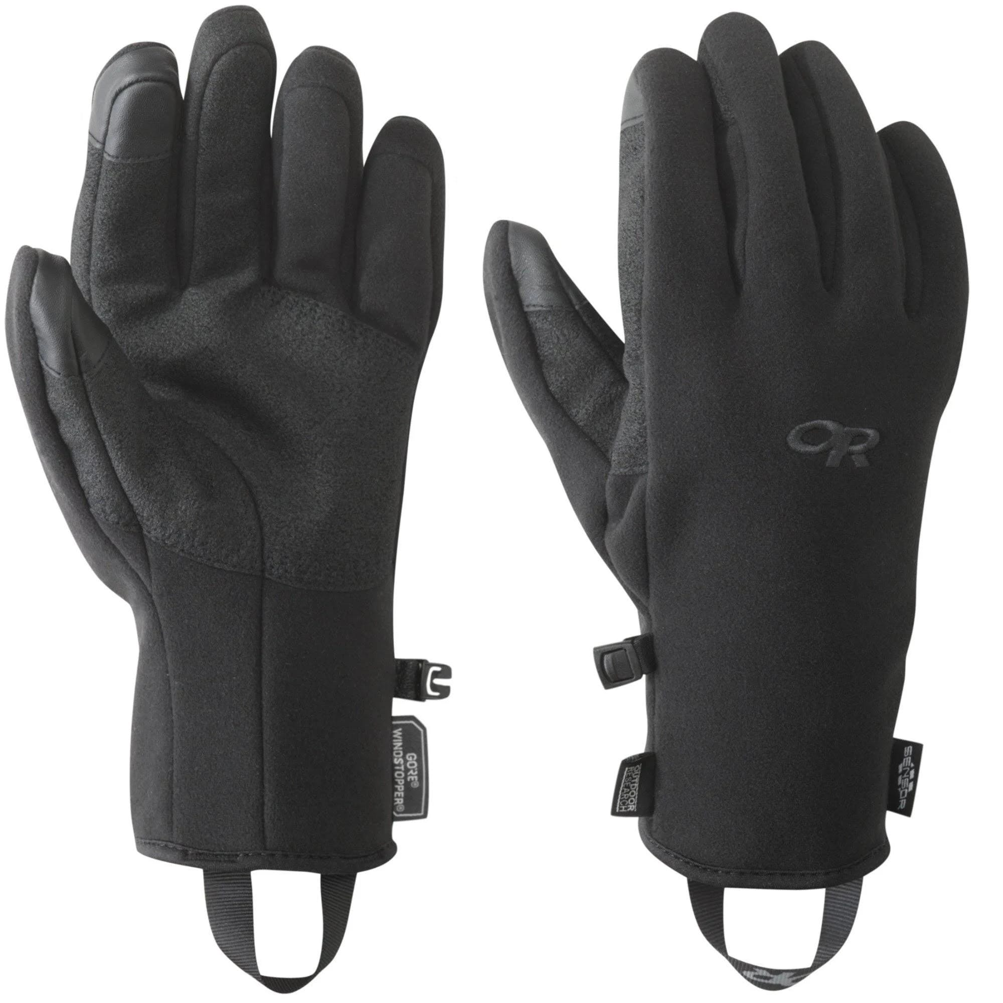 Outdoor Research Gripper Sensor Gloves Men's Black
