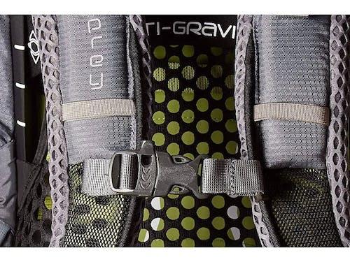Osprey Atmos 50 AG Abyss Grey