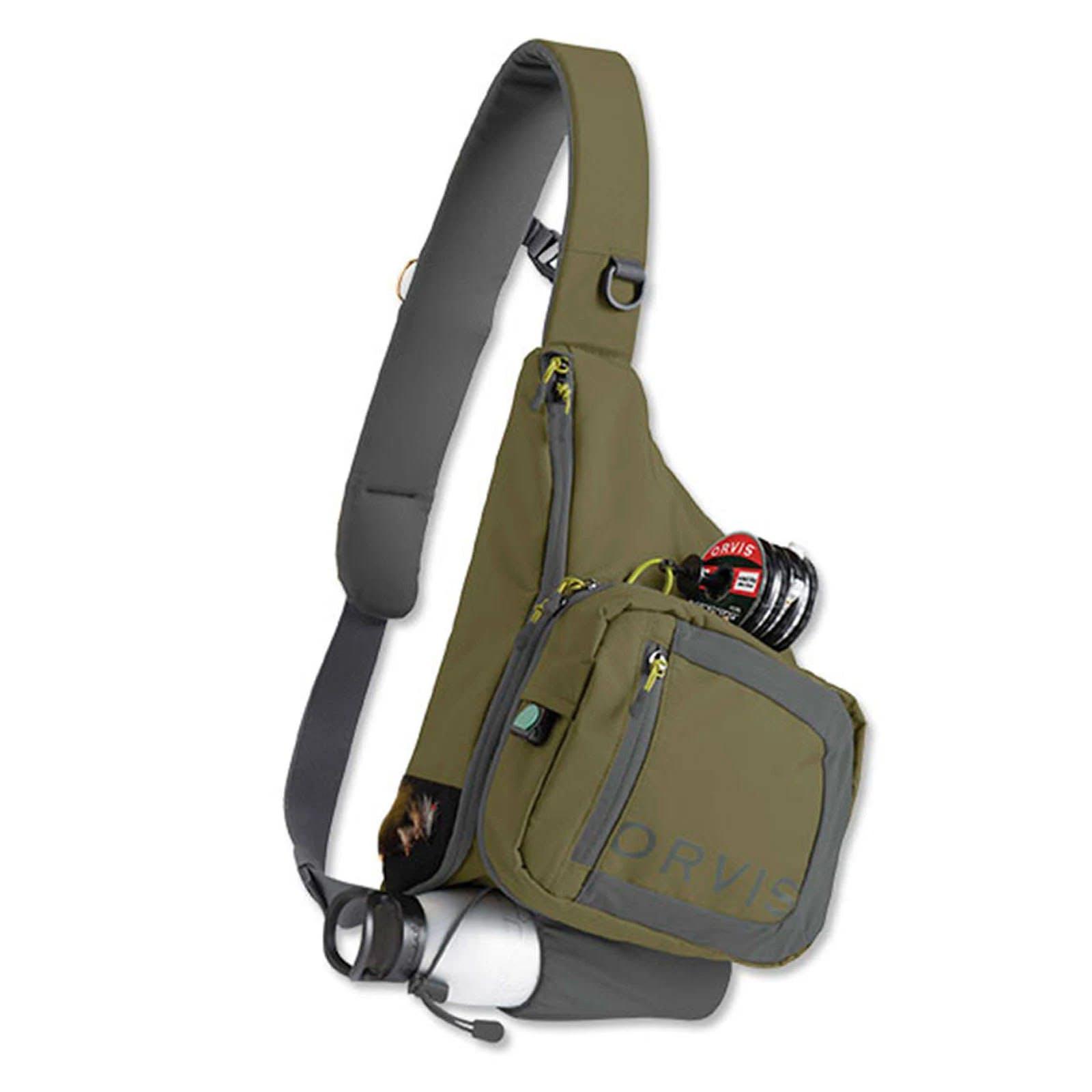 Orvis Safe Passage Sling Pack/Olive