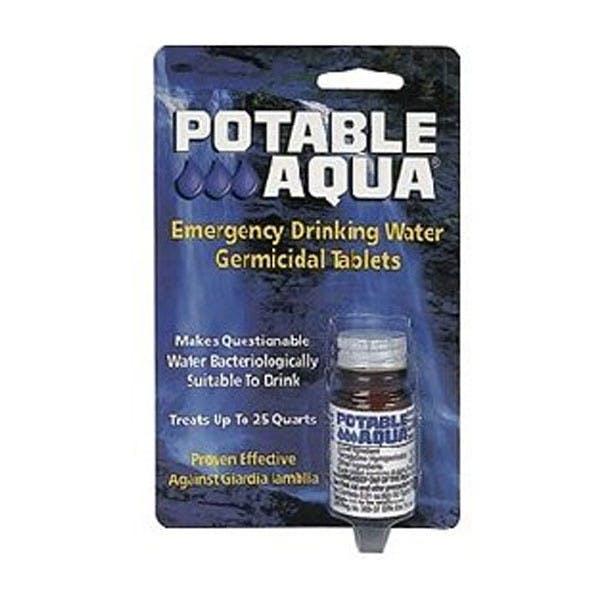 Potable Aqua   - Water Purification Tablets