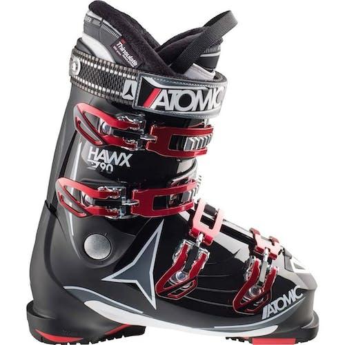 Atomic Hawx 2.0 90 Ski Boots, Men's, Black, Size: 28.5