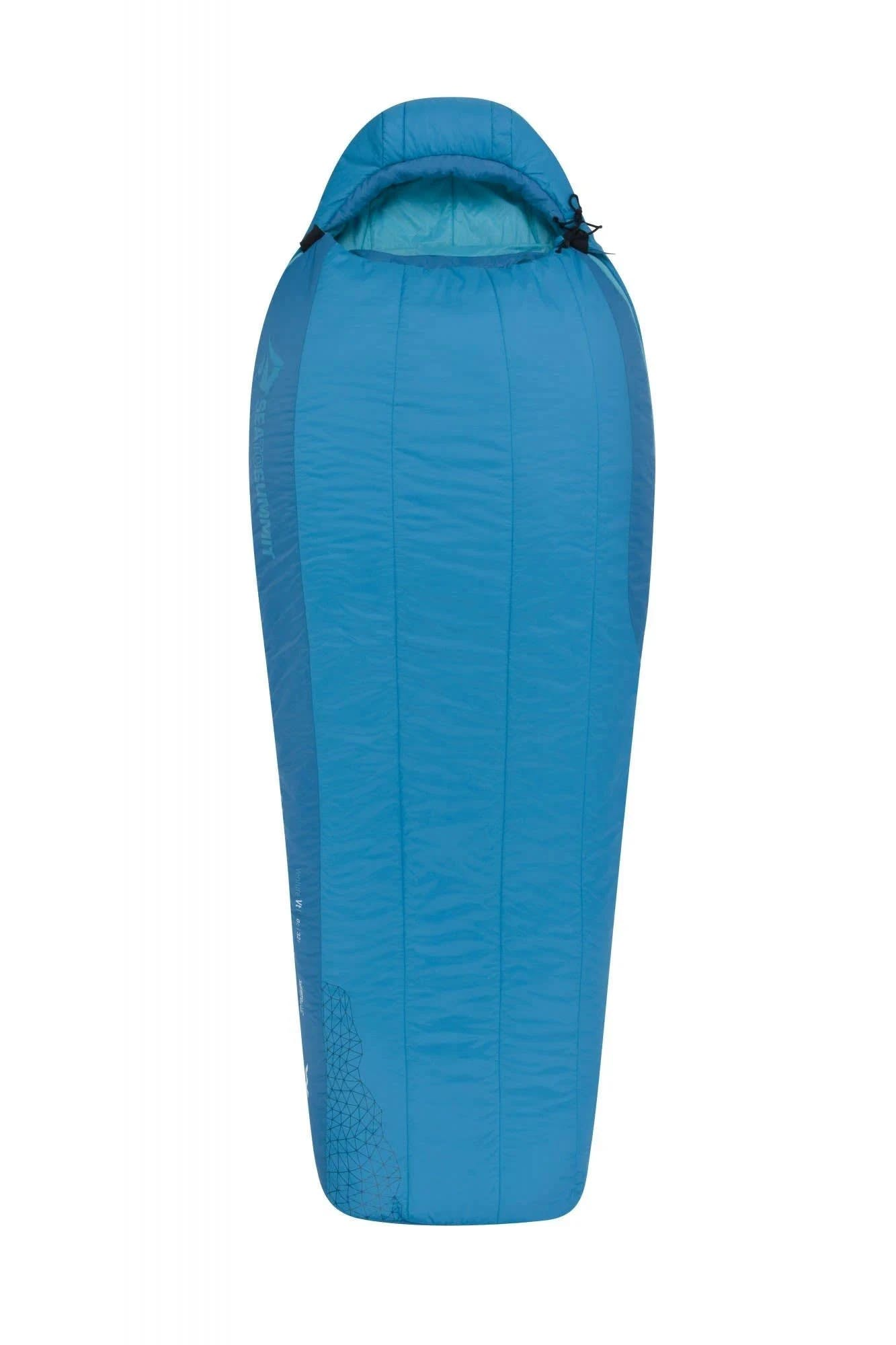 Sea to Summit Venture 32F Sleeping Bag - Women's Blue Long S5112