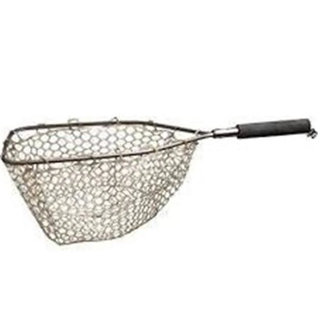 Adamsbuilt Fishing Abgcrn15 A 15 in Aluminum Catch Release Net with Camo Ghost Netting