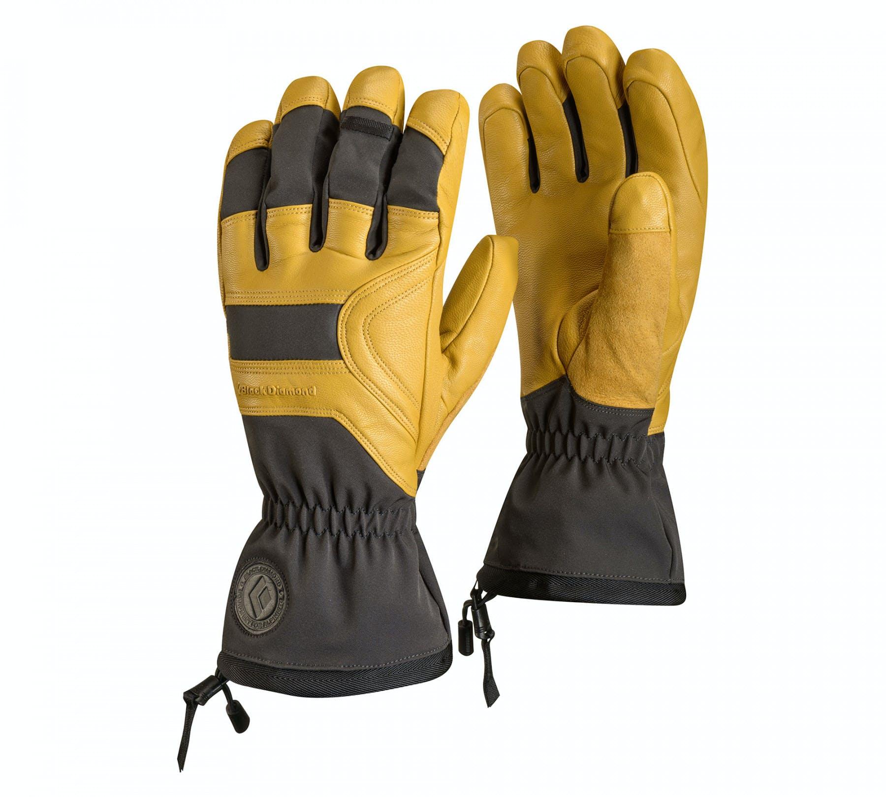 Black Diamond Patrol Gloves Small Natural