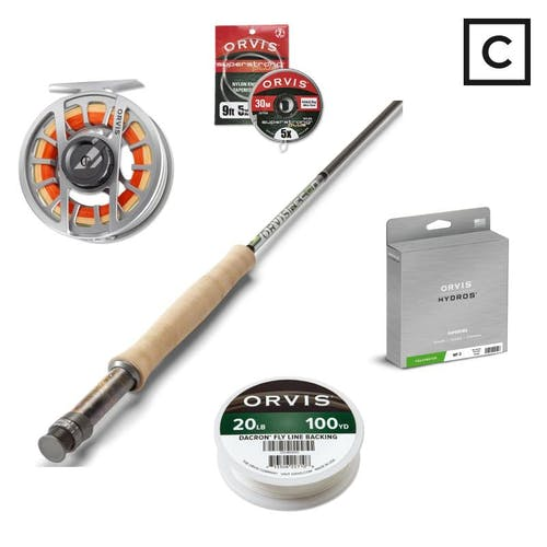 Orvis Recon Package - Freshwater